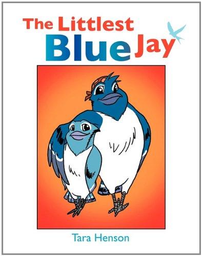 Read Online The Littlest Blue Jay ebook