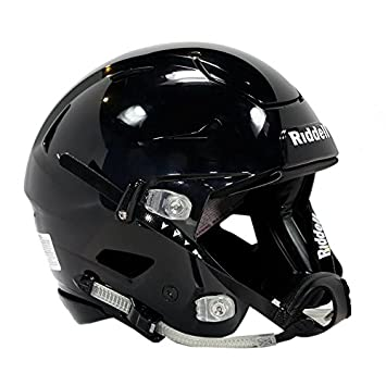 78e2757f Riddell SpeedFlex Adult Large Black Football Helmet, Helmets - Amazon Canada