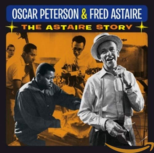 The Astaire Story W/ Oscar Peterson