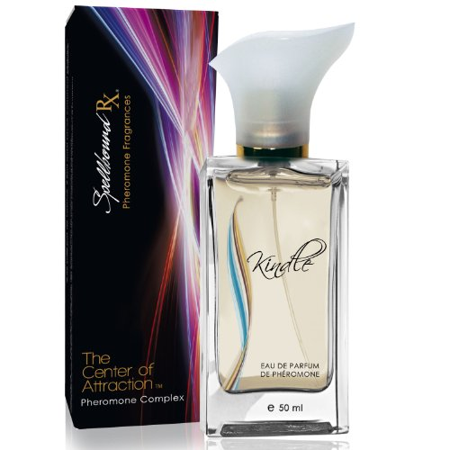"""THE CENTER OF ATTRACTION"" Feminine Pheromone Eau de Perfume with the SpellboundRX Fragrances From SpellboundRX The Only Patented Scientific Approach to Attract and Arouse Men that Evokes Physiological Responses 20 ? 40 Times More Effectively Than Simple Pheromones. GUARANTEED!"