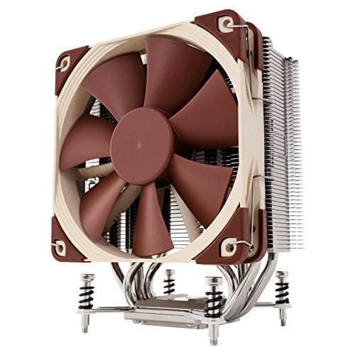 chollos oferta descuentos barato Noctua NH U12DX i4 Disipador de CPU para Intel Xeon LGA20xx Marrón