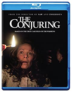 Cover Image for 'The Conjuring (Blu-Ray + DVD + UltraViolet Combo Pack)'