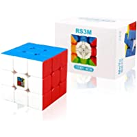 DailyPuzzles MoFang JiaoShi RS3 M 2020 Edition 3x3 Speed Cube Puzzle