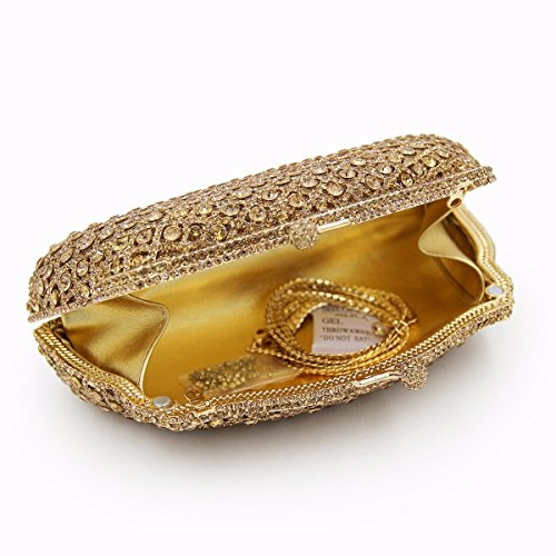 Bags New Bag Clutch Purse Leather Evening Party Luxury Clutches Wedding Crystal Women Diamonds Maollmm Hxv1qwBBd
