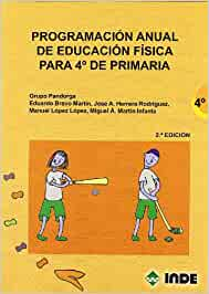 Programaci n anual de educaci n f sica para 4 de primaria for Diseno curricular primaria