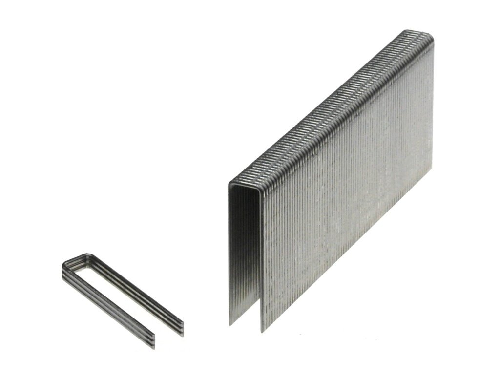 16GA 7/16'' Crown x 1-1/4'' Length SS 304 5,000-Pack Senco N Type Staples