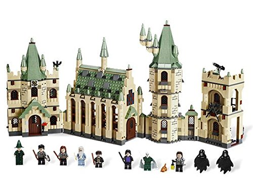 LEGO-Harry-Potter-Hogwarts-Castle-4842-Discontinued-by-manufacturer