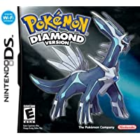 Pokemon Diamond / Game