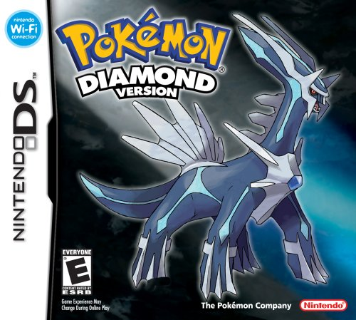 Pokemon - Diamond Version (Pokemon Lucario Pearl)
