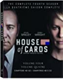 House of Cards: Season 4 [Blu-ray + Digital Copy] (Bilingual)