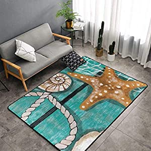 51oEq8rcQmL._SS300_ Starfish Area Rugs For Sale