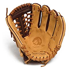 """$dmd-pinf$Nokona Alpha Select Series S200 11.25"""" Youth Baseball GloveAlpha Select™ Series This Youth performance series is made with Nokonas top-of-the-line leathers, Stampede™ and Buffalo, for ideal structure, weight, and very easy break-in...."""