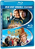 Hugo / Willy Wonka & the Chocolate Factory [Blu-ray] by Warner Home Video