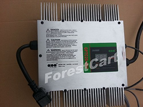 Board Inlet Charger (Delta-Q QuiQ On-Board 48V Battery Charger 912-4800)