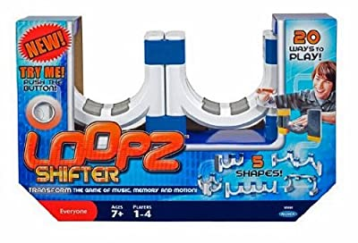 Loopz Shifter Game from Mattel