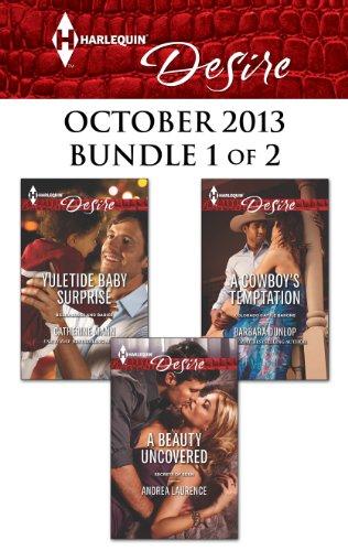 book cover of Harlequin Desire October 2013 - Bundle 1 of 2