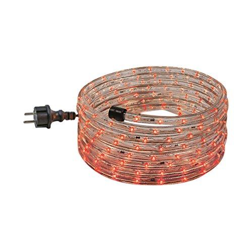 Gev 4010000000000 Lrg luz manguera 10628 set de 6 m de color rojo
