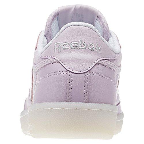 Sneakers 85 Basses Court The C Violett Femme Club Reebok Purple on 7qwx01nHYE