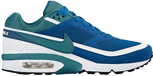 Nike Herren Air Max Bw Og Laufschuhe, Azul (Azul (Marina/Grey Jade-White)), 43 EU