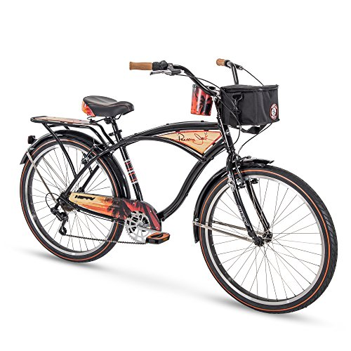ach Cruiser Bike 26 inch 6-Speed, Lightweight ()