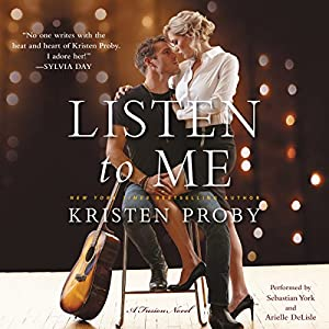 Listen to Me Audiobook
