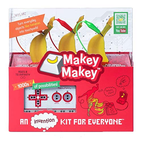 Makey Makey Collectors Gift Box Edition (Science Fair Projects For 6th Grade Electricity)