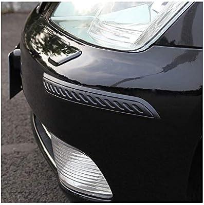 Car Accessories Bumper Corner Protector Guard Cover Anti Scratch Rubber Sticker