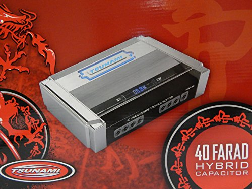 40 Farad High Performance Digital Hybrid Capacitor (40 Farad Digital Capacitor)