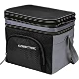 Ozark Trail 6-Can Cooler with Removable Hardliner, Black