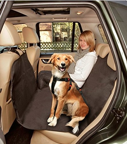 Hunde Autoschondecke, Autositzschondecke, Auto Schondecke, Hundedecke -162 x 132 cm