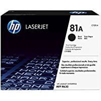 HP 81A (CF281A) Black Original Toner Cartridge