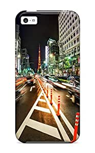 XiFu*MeiTop Quality Case Cover For iphone 4/4s Case With Nice Streets Of Tokyo AppearanceXiFu*Mei