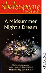 Shakespeare Made Easy - A Midsummer Night's Dream (Shakespeare Made Easy Series)