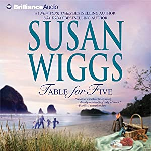 Table for Five Audiobook