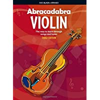 Abracadabra Strings – Abracadabra Violin (Pupil's book): The way to learn through songs and tunes