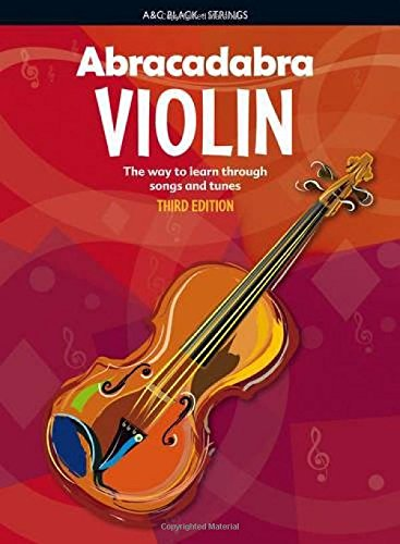 Download Abracadabra Violin (Pupil's book): The Way to Learn Through Songs and Tunes Text fb2 book