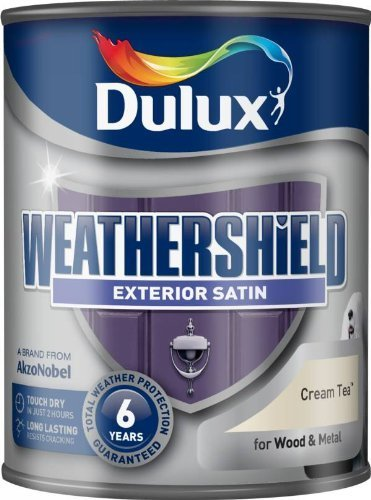 dulux-750-ml-weather-shield-quick-dry-satin-paint-cream-tea-by-dulux