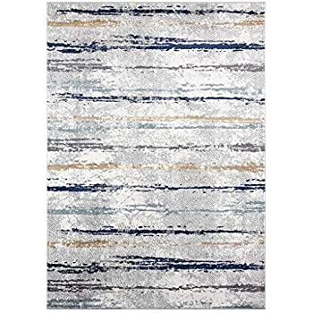 Amazon Com Luxe Weavers Hampstead Abstract Multi Colored