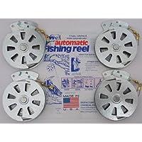 4 Mechanical Fisher's Yo Yo Fishing Reels -Package of 4...