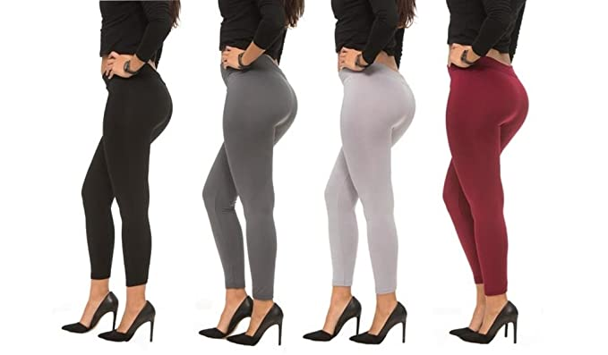 c8c8c46ab31448 Image Unavailable. Image not available for. Colour: Coco-Limon Fleece Lined  Legging ...