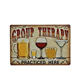 beer bar signs - Tinksky Vintage Metal Tin Sign Wall Plaque Poster