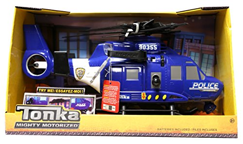 Tonka Mighty Motorized Police Helicopter (Tonka Helicopter)