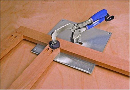 Kreg kks klbksys heavy duty bench klamp system nielsen for Bench tool system
