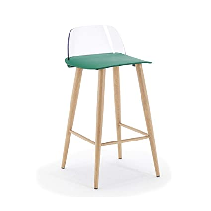 Incredible Amazon Com Nubao Bar Stool Bar Chair Counter Chair Lamtechconsult Wood Chair Design Ideas Lamtechconsultcom