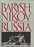Front cover for the book Baryshnikov in Russia by Nina Alovert