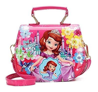 HITSAN INCORPORATION New Young Girls Bag Crossbody hello kitty Bags For  Baby Girls Pick PU Children 354c512426