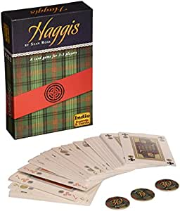 Haggis Second Edition Board Game