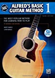 Alfred's Basic Guitar Method 1 (Alfred's Basic Guitar Library), Morton Manus, Ron Manus, 0739047930