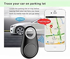 Bluetooth anti - Lost Tracker, llave Finder Tracer GPS ...