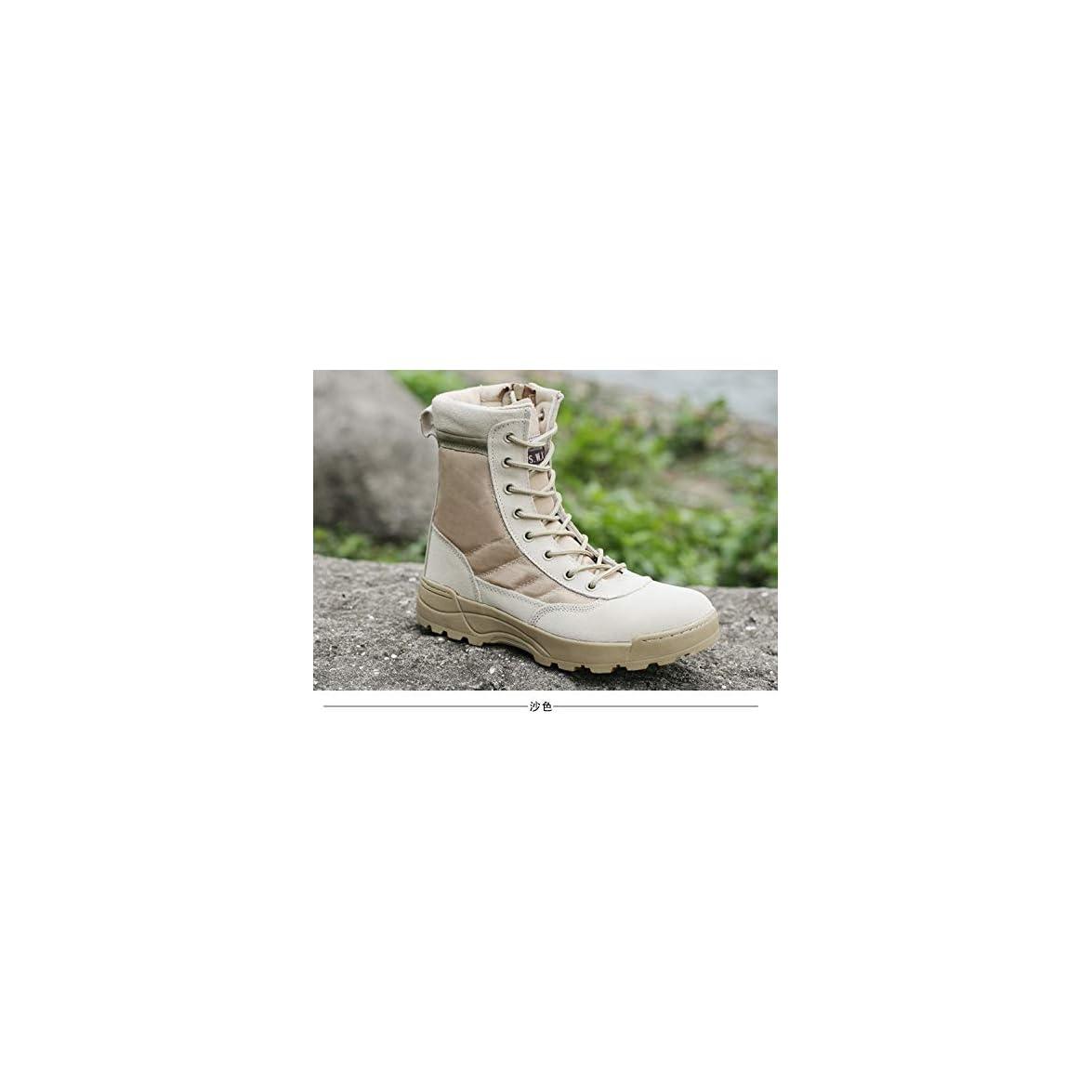 Combattere Boots Scarpa A Aiutare Trekking Desert Per Gli Scarpe Alti Da Hcbyj Tattici Stivali